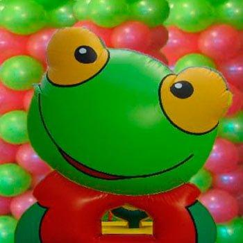 Cotillón del Sapo Pepe - Distribuidora Pop 0093e8d63d2