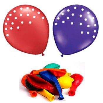 Globos por mayor en once distribuidora pop for Donde comprar globos