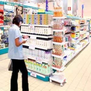 Distribuidora de articulos de perfumeria