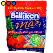 caramelos billiken frutal venta online