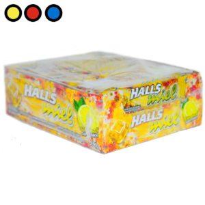 caramelos halls miel venta online