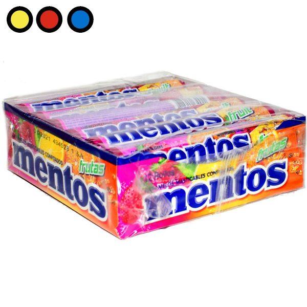 caramelos mentos frutas venta online