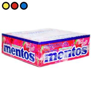 caramelos mentos frutos rojos venta online
