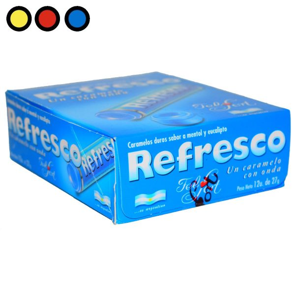 caramelos refresco mentol venta online
