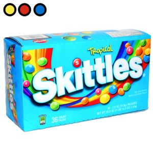 caramelos skittles tropical venta