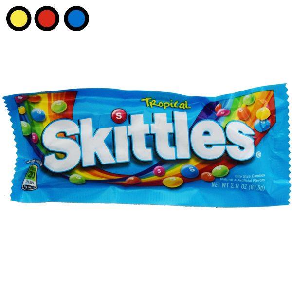 caramelos skittles tropical venta online