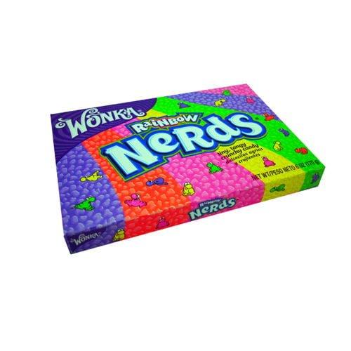 caramelos Wonka Rainbow Nerds oferta