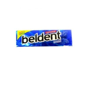 chicle beldent mentol catalogo