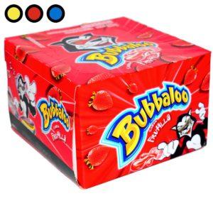 chicle bubbaloo frutilla precio online
