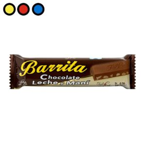 chocolate barrita felfort distribuidor mayorista