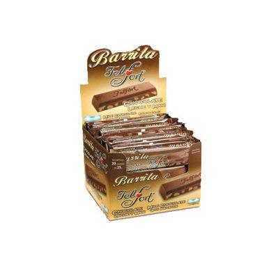 chocolate Felfort barrita negra promocion
