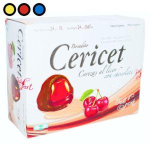chocolate felfort cericet precio por mayor