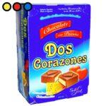 chocolate felfort dos corazones distribuidor