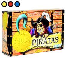chocolate felfort moneditas piratas mayorista precio