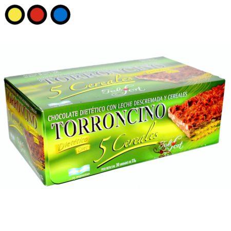 chocolate felfort torroncino 5 cereales precio mayorista