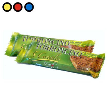 chocolate felfort torroncino cereales precio mayorista