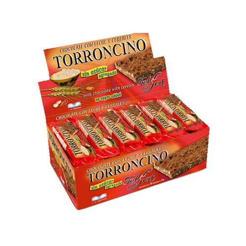 chocolate Felfort Torroncino catalogo