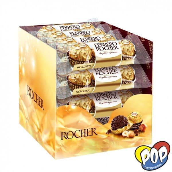 chocolate ferrero rocher pack 48 precios