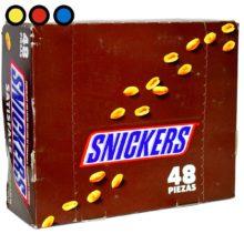 chocolate snickers venta mayorista