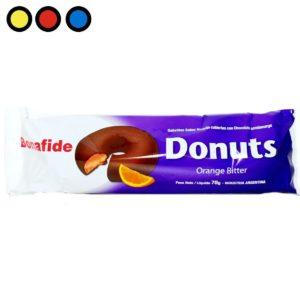 donuts bonafide chocolate naranja bitter
