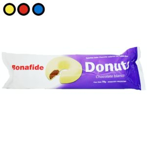 donuts bonafide chocolate blanco