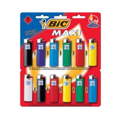 encendedor maxi Bic productos