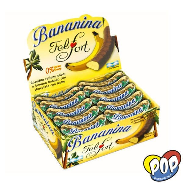 felfort bananina por mayor precios