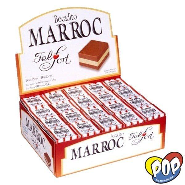felfort bocadito marroc por mayor precios