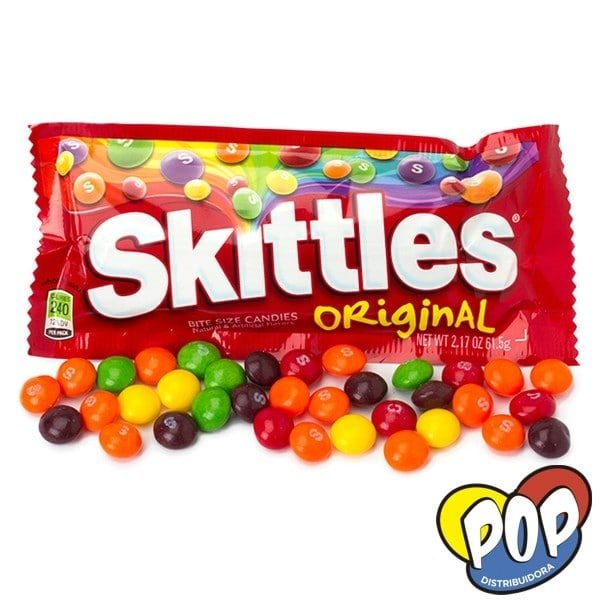 skittles original por mayor