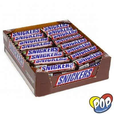 snickers barra 52gr precios