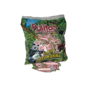 caramelos Palitos de la selva golosina