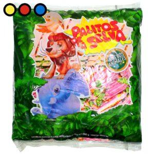 caramelos palitos de la selva venta mayorista