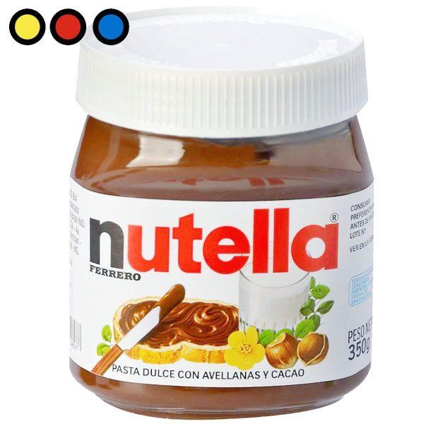 nutella 350 por nayor