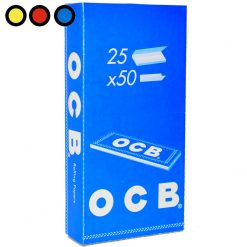 papel ocb blue distribuidor