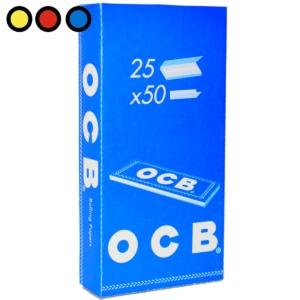 papel ocb blue distribuidor