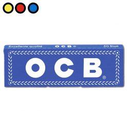 papel ocb blue 70mm librito precio