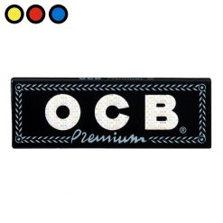 papel ocb premium negro precio mayorista