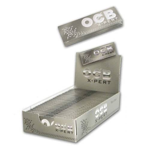 papel OCB Xpert gris catalogo