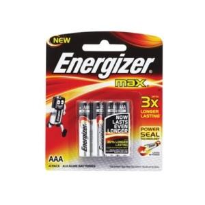 pilas Energizer AAA mayorista