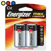 pilas energizer medianas c2