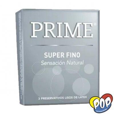 preservativo prime superfino gris por mayor venta