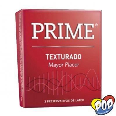 preservativo prime texturado rojo mayorista precios