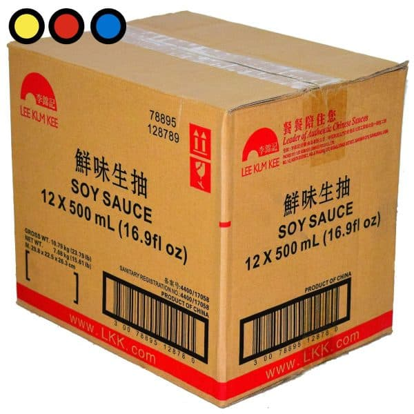 salsa de soja 500 mayorista precio