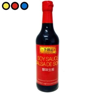 salsa de soja 500 por mayor precio