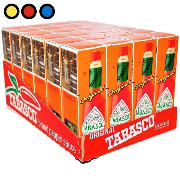 tabasco salsa rojo original precio