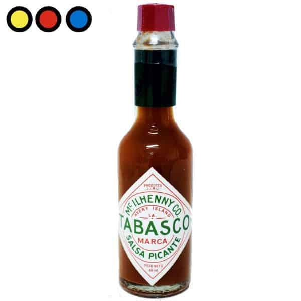 tabasco salsa rojo original por mayor