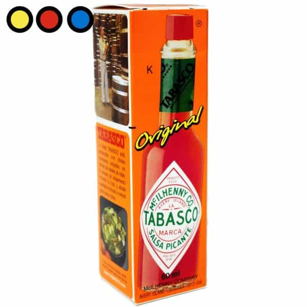 tabasco salsa rojo original precio online