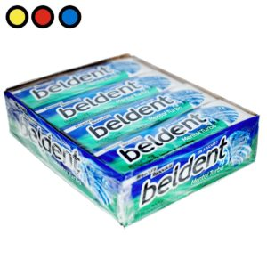 chicles beldent mentol turbo venta online
