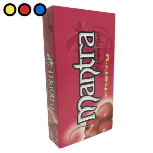 papel mantra cherry sedas