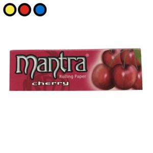 papel mantra cherry librito